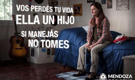 """Enterate de que se trató """"Vos perdés tu vida"""", la campaña que le dio un Eikon Cuyo al Gobierno de Mendoza"""