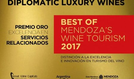 "Descubrí ""Diplomatic Luxury Wines"", el evento que le dio un Eikon Cuyo a Diplomatic"